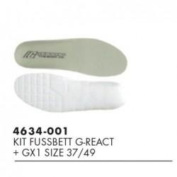 Semelle interne Gaerne G.React G.X1