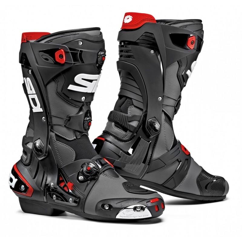 Bottes moto SIDI REX noir noir