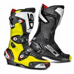 Bottes moto SIDI MAG ONE jaune noir