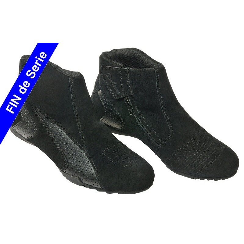 Bottes moto Soubirac SKID